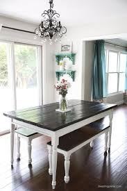 grey wood dining table set room and chairs sets small square round