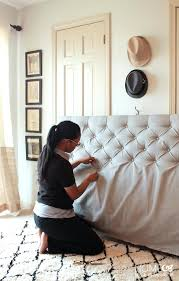 Tufted Leather Headboard White Tufted Leather Headboard Modern Artistic Bedroom Diy Faux