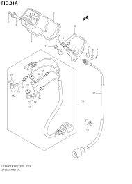2006 suzuki eiger 4wd lt f400f speedometer model k5 parts best