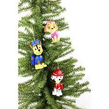 paw patrol kurt adler ornament gift boxed