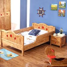 Childrens Bedroom Furniture Canada Solid Wood Toddler Bed Explosion Models Recommended For Children