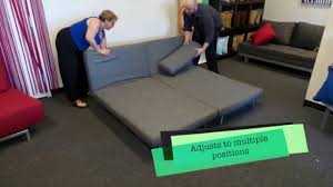 size futon the futon shop apollo modern sofabed sleeper king size bed