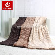 Fur Comforter Faux Fur Throw Blanket Faux Fur Throw Blanket Suppliers And