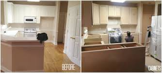 Kitchen Before And After Makeovers Extreme Kitchen Makeover