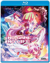 no game no life no game no life anime review animeggroll
