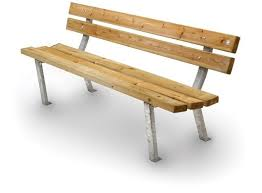 panchine legno panchina per arredo urbano in legno di pino h35010
