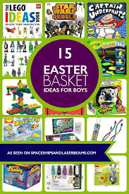 boy easter baskets 15 easter basket ideas for boys spaceships and laser beams