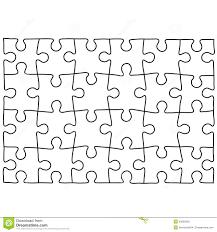 puzzle piece template printable jigsaw puzzle piece template