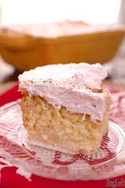 limoncello tres leches cake for two one dish kitchen