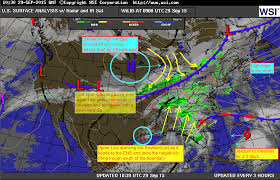 Cold Front Map The October Flooding Event Of 2015 An In Depth Analysis U2013 Blog