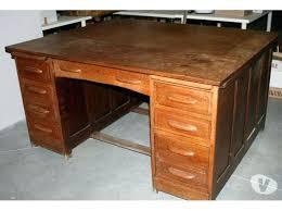 bureau bois occasion bureau bois ancien vieux bureau en bois bureau bureau ancien bois
