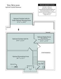 add on floor plans the weldon cedar knoll lancaster home builders