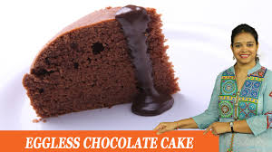 eggless chocolate cake mrs vahchef youtube