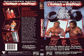 Halloween Havoc 1996 Outsiders by Wcw Wwf Old