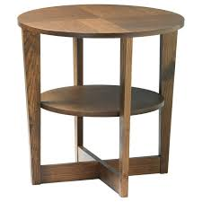 Wood End Tables Excellent Round Wood End Table Accent Tables Designs Marvelous 2
