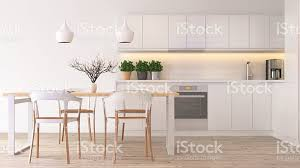 scandinavian kitchen modern scandinavian kitchen stock photo more pictures of