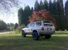 land cruiser lifted post your pics if you have lc coils as your lift toyota
