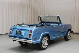 1967 jeep commando 1972 jeep commando jeep hyman ltd classic cars