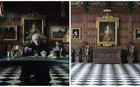 bbc home design tv show bbc tv 2017 series taboo interior scenes set at the east india s