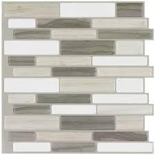 Peel And Stick Backsplash Tile Backsplash Peel And Stick Mosaic - Peel and stick backsplash lowes
