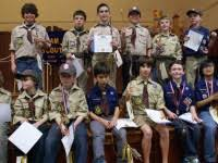 Arrow Of Light Patch Chatham Pack 8 Webelos Scouts Awarded Arrow Of Light Chatham Nj