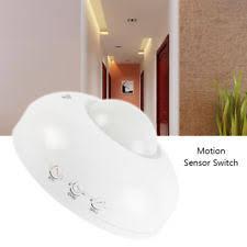 self contained motion detector light ceiling motion sensor ebay