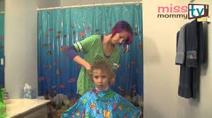 how to cut toddler boy curly hair cutting curly hair youtube
