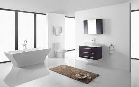 Bathroom Vanities In Montreal by Virtu Usa Um 3057 S Bl Ivy 33 Inch Wall Mounted Single Sink