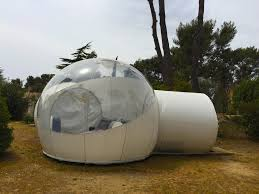 there u0027s a bubble hotel in the vineyards of mexico where you can