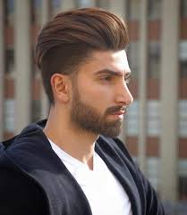 gel for undercut men u0027s undercut with pompadour and taper