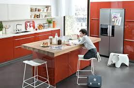 ilot cuisine pour manger ilot central table cuisine avec arlot central ilot central table