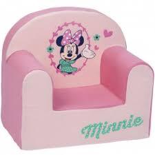canapé minnie fauteuils et canapés pour chambre d enfant