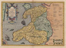 Map Of Wales The Historian Channel The History Of Wales Cymru Full Bbc