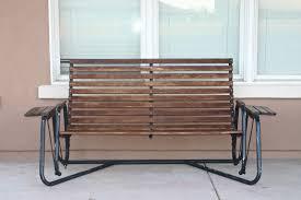 Swing Bench Outdoor by Metal Porch Swings Beautiful Art Garden U2014 Porch And Landscape Ideas