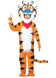 Daniel Tiger Halloween Costume Tiger Costume Men Frosted Flakes Tony Tiger Costume