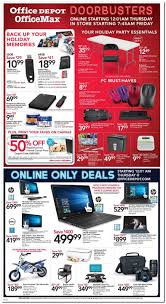 black friday 2017 office depot officemax ad scan