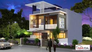 Duplex Home Design Plans 3d 3d Front Elevation Design Indian Front Elevation Kerala Style