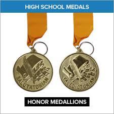 graduation medals high school graduation cap gown and tassels gradshop