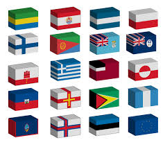 Country Flags Of The World Different Country U0027s Flags The Language Of Culture Humintell