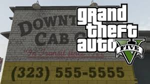 bureau des taxis gta v how to get free taxi service for in grand theft auto v
