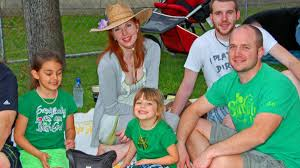 barbi benton children 31st annual north texas irish festival nbc 5 dallas fort worth