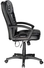 Most Comfortable Executive Office Chair Amazon Com Comfort Products 60 6810 Leather Executive Chair With