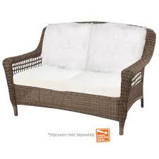 Cheap Outdoor Sofa Furniture Patio Loveseat With Cushions For Exciting Outdoor