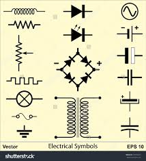 symbol for rectifier wiring diagram components