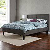 amazon com wood beds frames u0026 bases bedroom furniture home