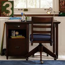 Small Desks Chatham Small Storage Desk Hutch Pbteen