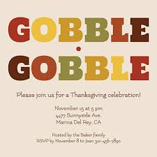 thanksgiving invitations oubly