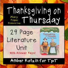 thanksgiving on thursday teaching resources teachers pay teachers
