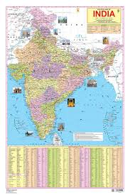 India Political Map Political Map Of India Questions And Answers For Political Map Of