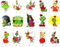 the grinch christmas cards christmas lights decoration